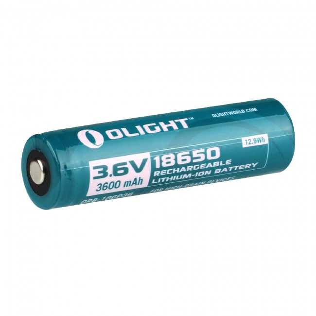 Acumulator 18650 li-ion Olight 3600 mAh High Drain 6A