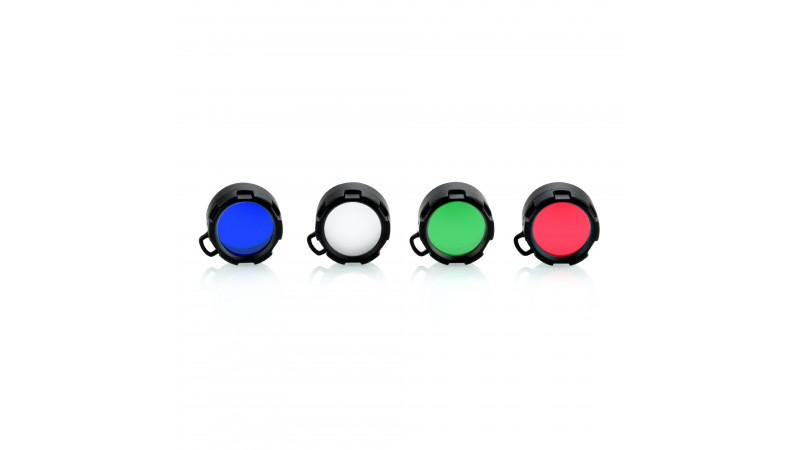 Filtre culoare si difuzie pentru lanterne