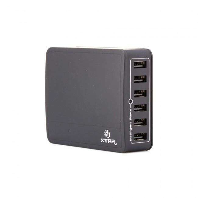 Incarcator USB 6 porturi