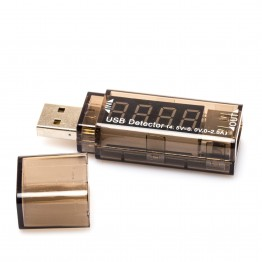 Aparat de masura voltaj si amperaj USB