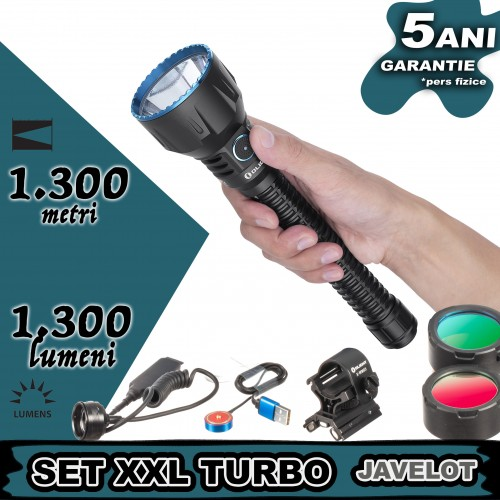 Set vanatoare Olight XXL Javelot TURBO