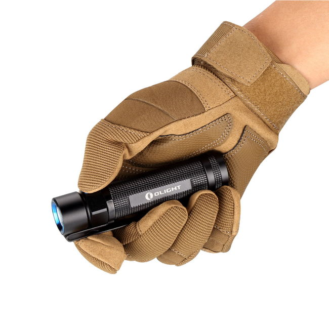 Lanterna led reincarcabila Olight S2R Baton