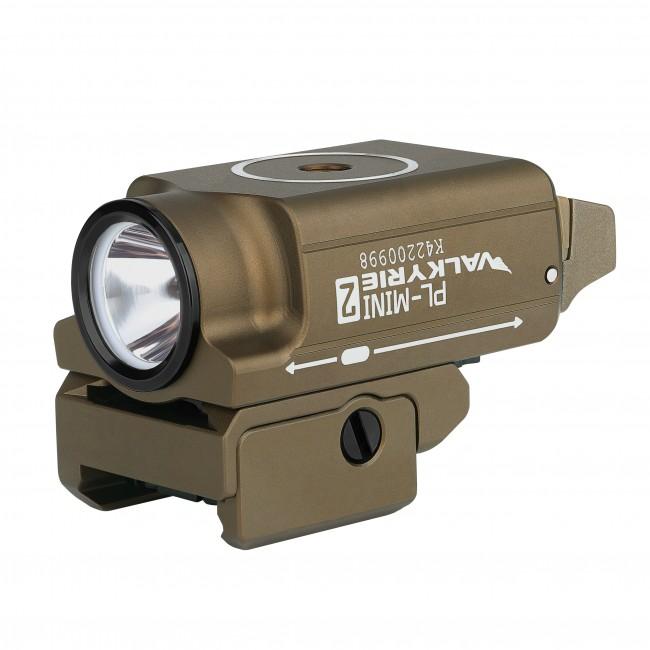 Lanterna pistol Olight PL MINI 2 TAN