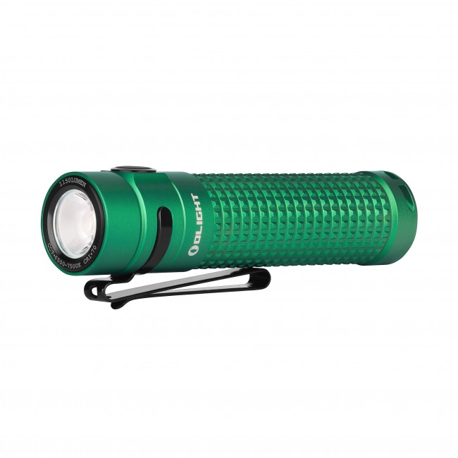 Olight S2R II Baton Verde