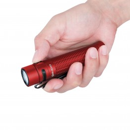 Lanterna Olight Warrior MINI rosu