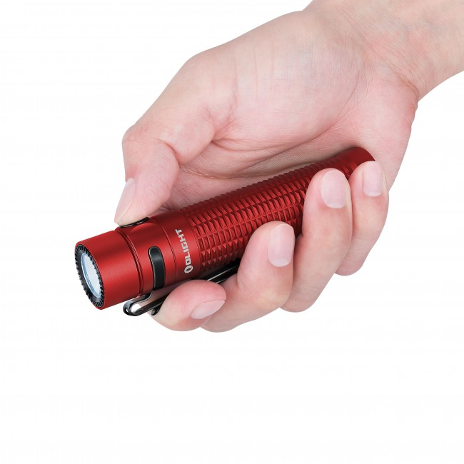 Lanterna Olight Warrior MINI rosu